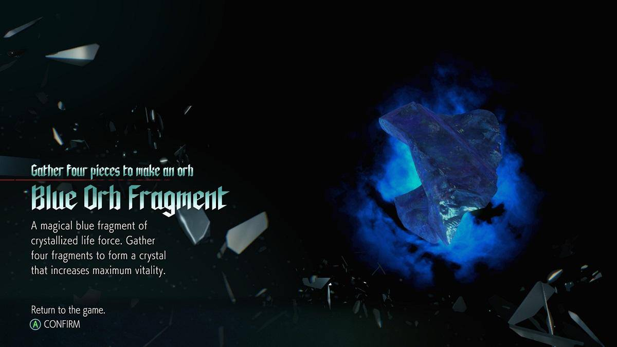 Devil May Cry 5 Blue Orb Fragment Locations Guide