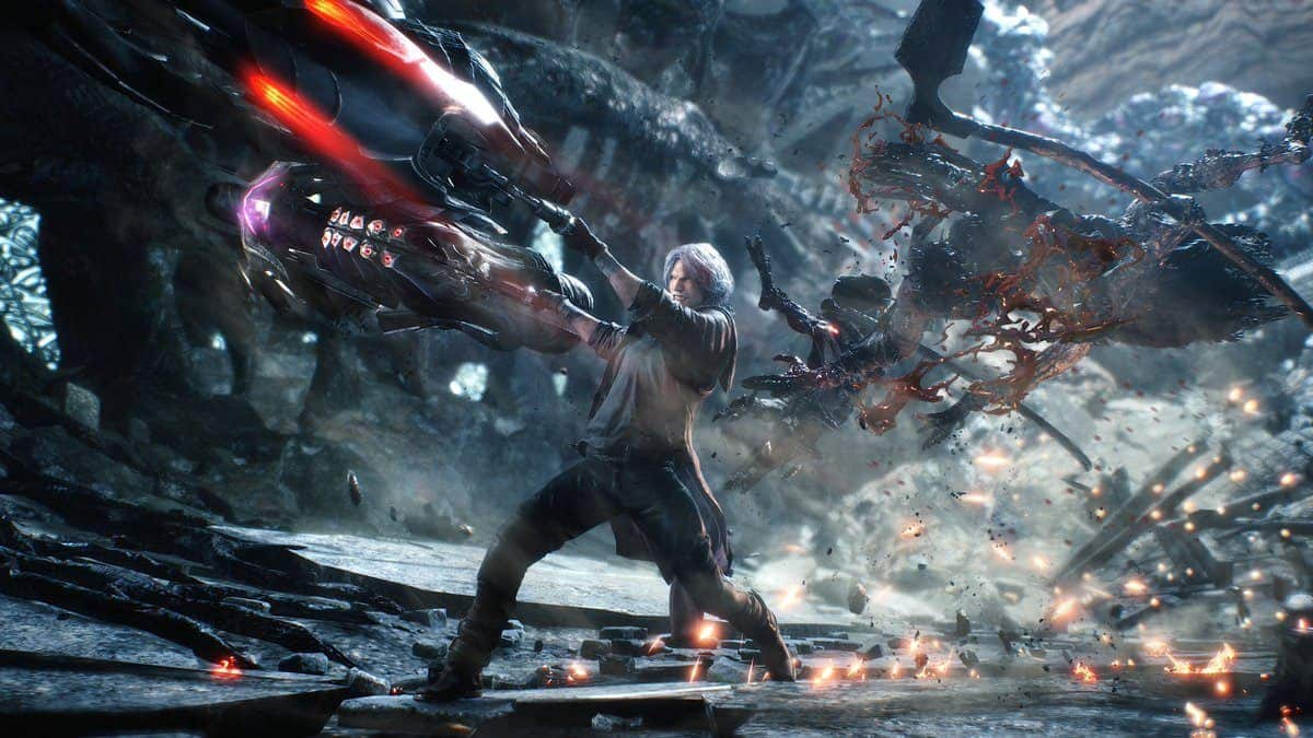 Devil May Cry 5 Red Orbs Farming Guide