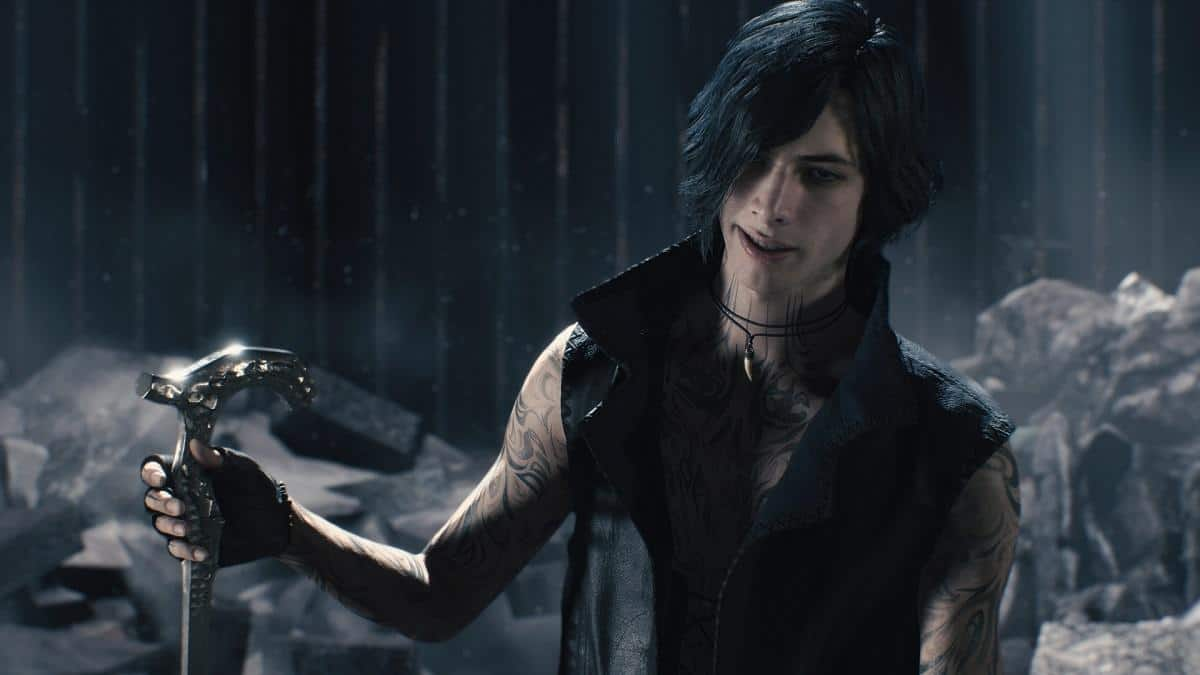 Devil May Cry 5 V Character Guide