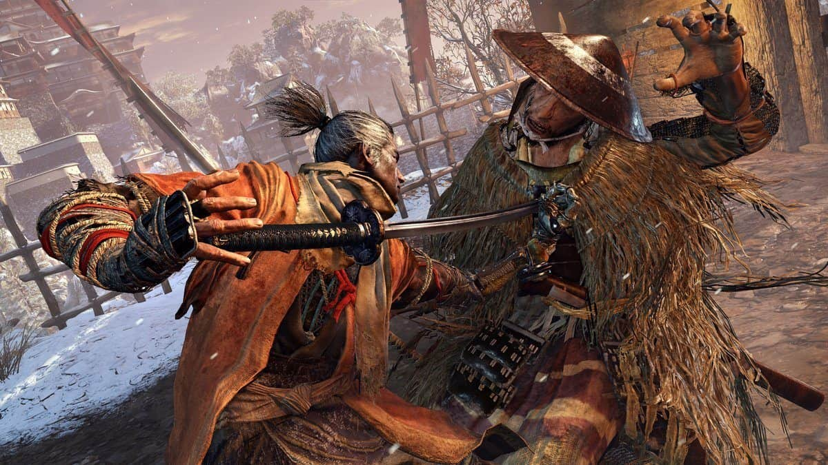 Sekiro Shadows Die Twice Day One Patch Size