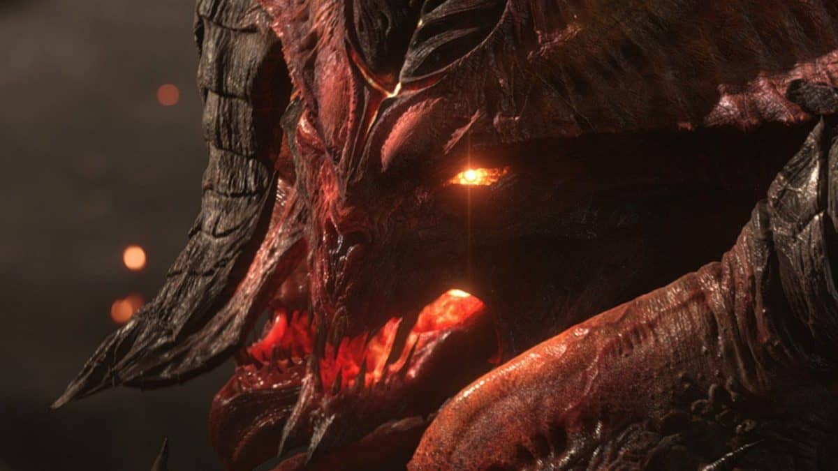Diablo movie or a live-action series