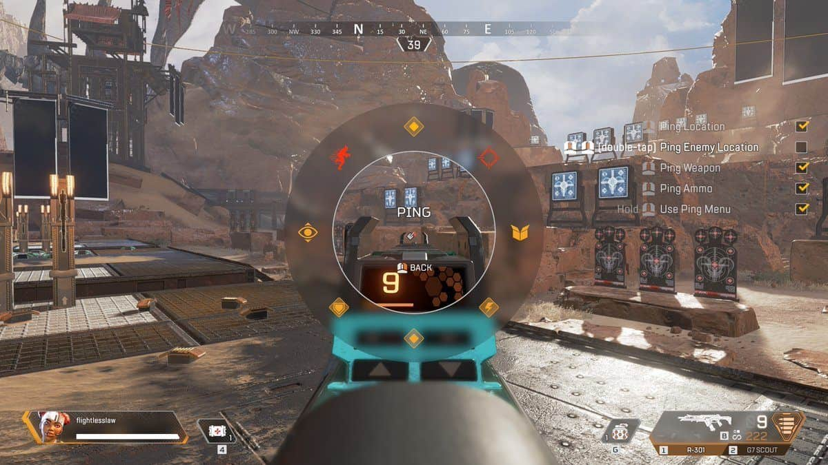 Rainbow Six Siege Ping System, Apex Legends