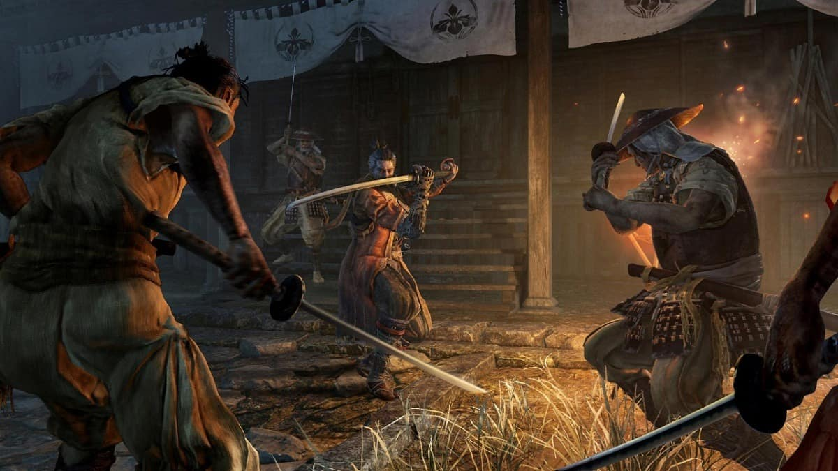 Sekiro Shadows Die Twice Esoteric Text Locations Guide – How to Unlock All Skills