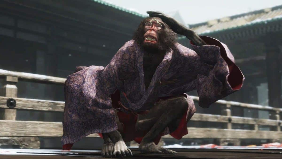 Sekiro Shadows Die Twice Folding Screen Monkeys Boss Guide – How to Beat, Rewards, Attacks and Strategies