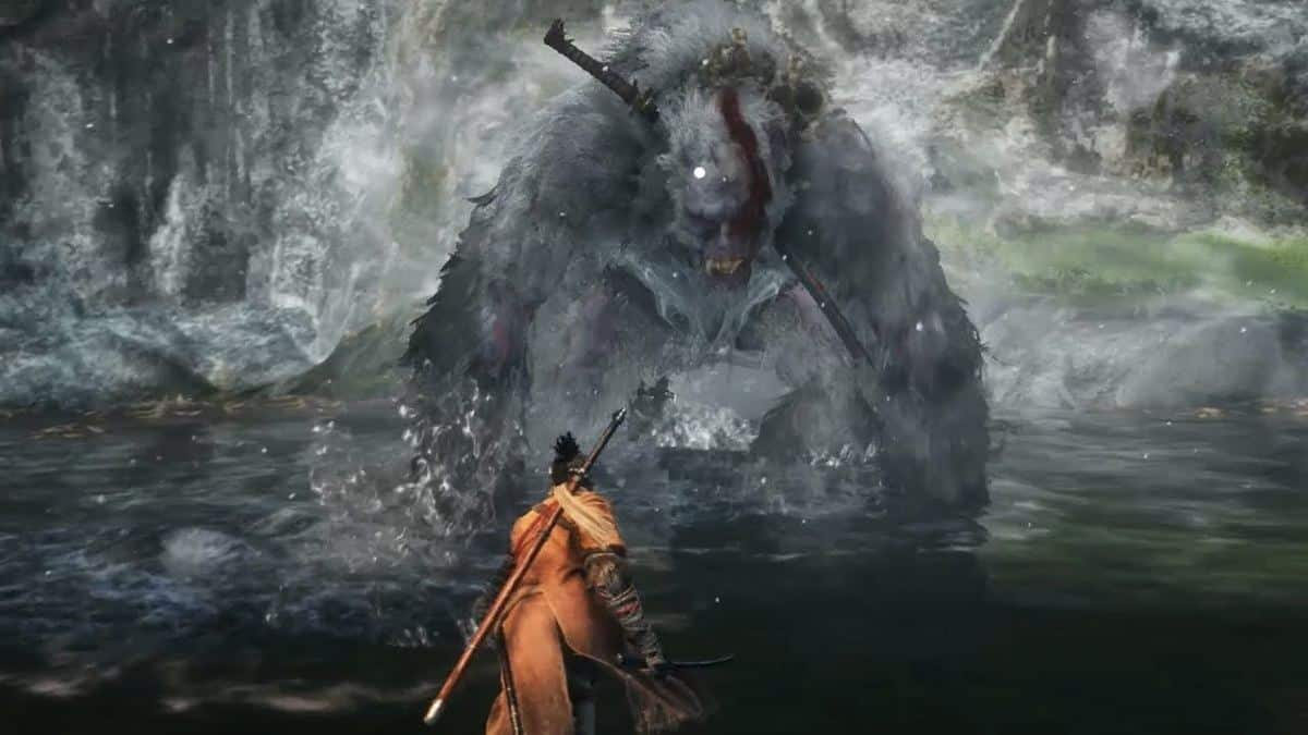 Sekiro Shadows Die Twice Guardian Ape Boss Fight Guide