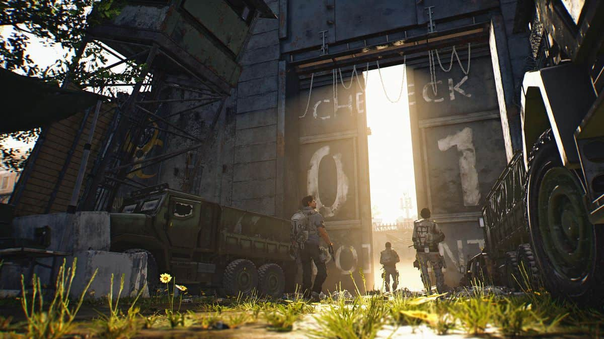 How to Unlock and Fast Travel in The Division 2