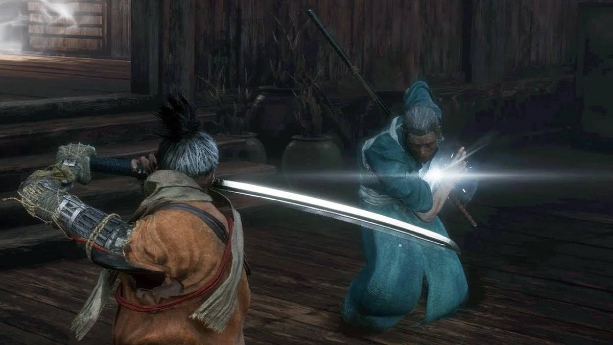 Sekiro Shadows Die Twice Jinsuke Saze Boss Fight Guide