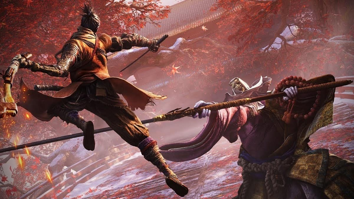 Sekiro Shadows Die Twice Dragon Mask Fragment Locations Guide