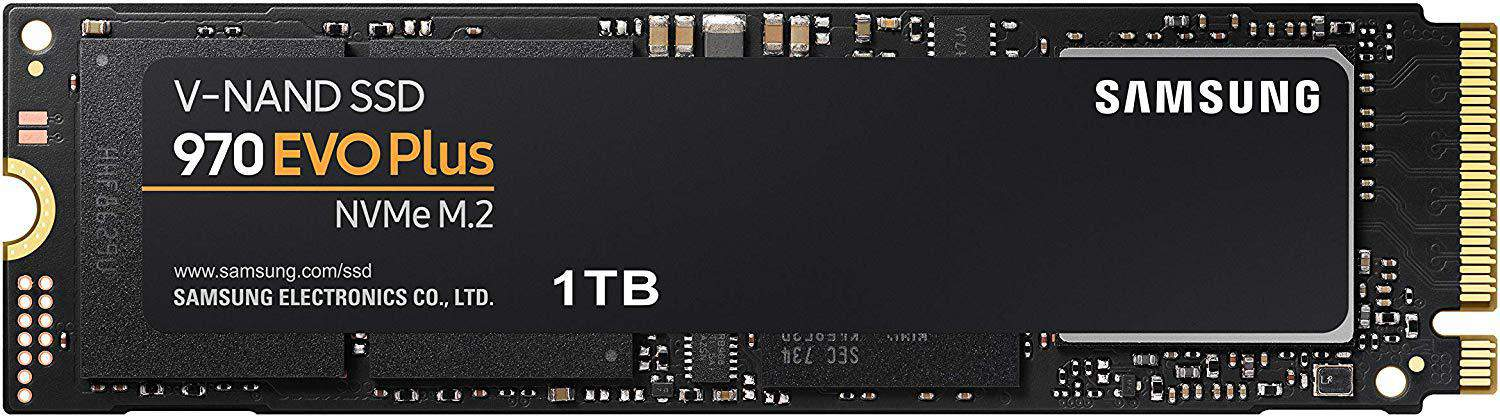 Best Overall M.2 NVMe SSD