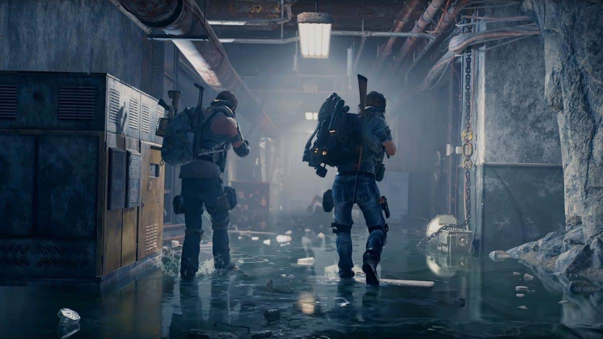 The Division 2 Backpack Keychain Trophies Locations Guide