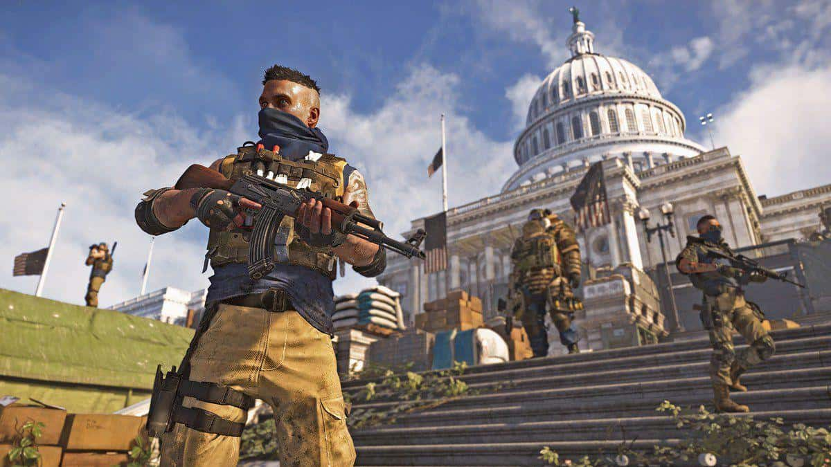 Using a VPN To Play The Division 2 Early Can Get You Banned: Ubisoft