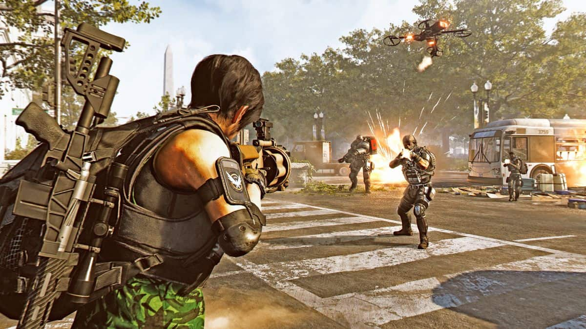 The Division 2 Control Points Guide