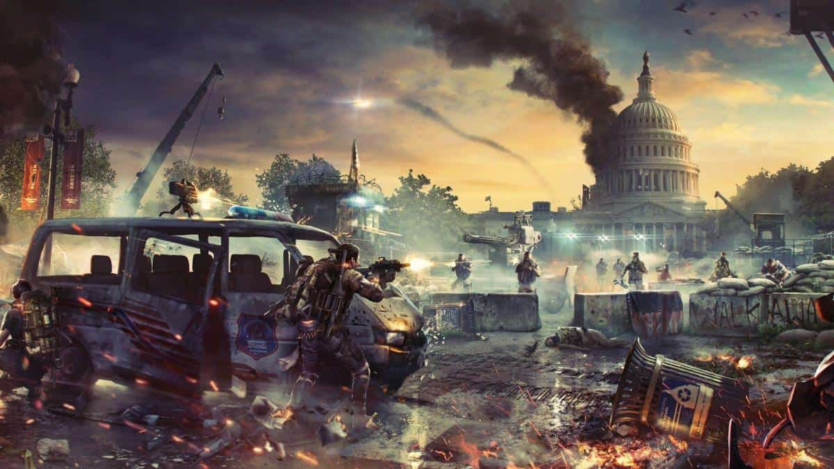 The Division 2 Disrupt Propaganda Event Guide