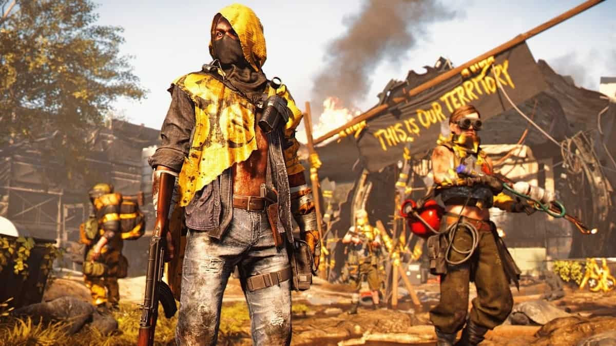 The Division 2 Dye Locations Guide