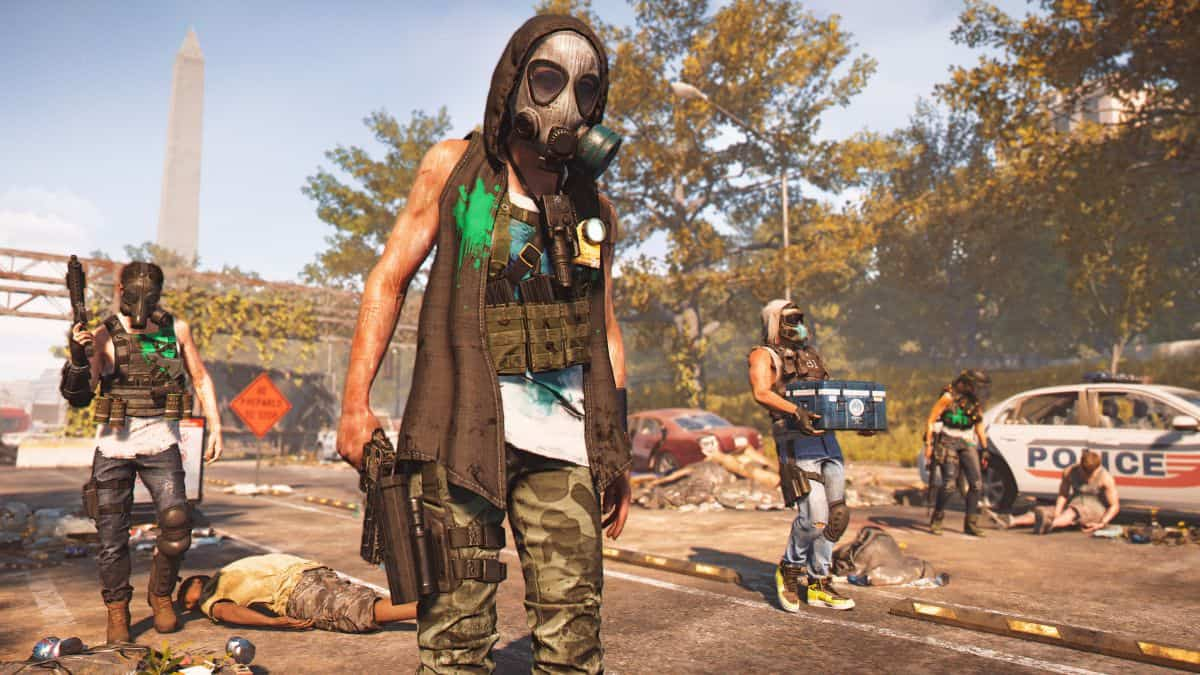 The Division 2 Faction Keys Locations Guide