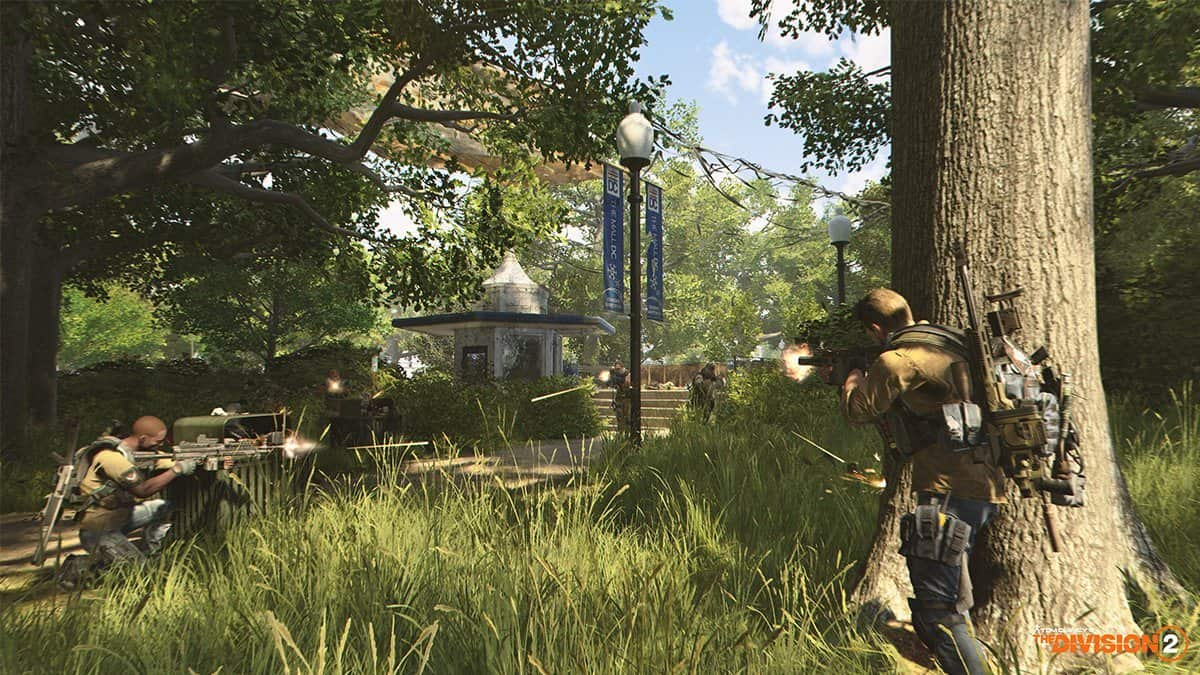 The Division 2 Side Activities Guide