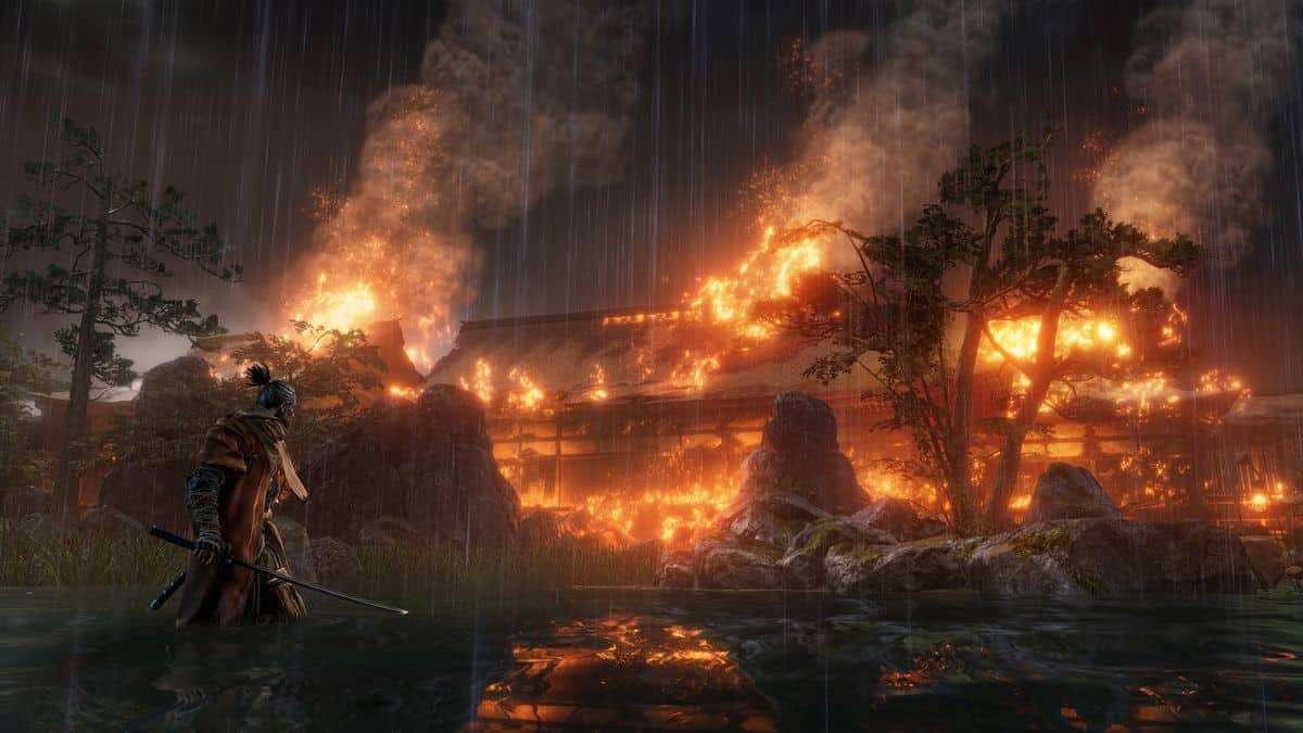 Sekiro Shadows Die Twice Treasure Carp Scale Locations Guide – Hirata Estate Merchant Items