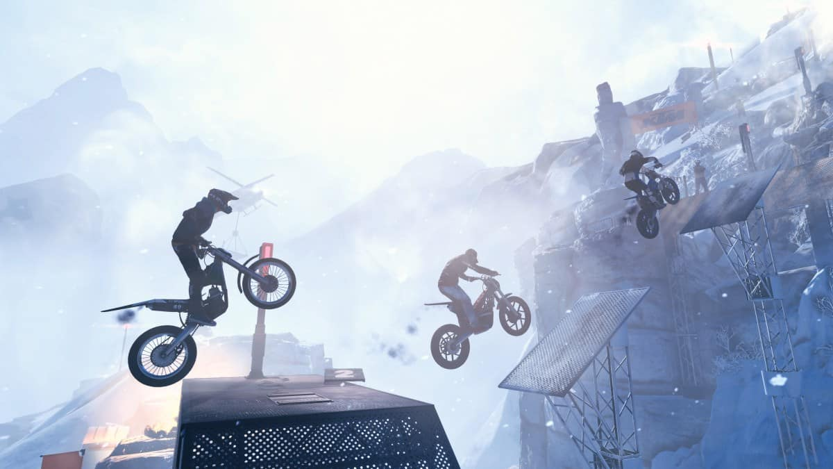 Trials Rising Review: The Same But Still Pretty Fun