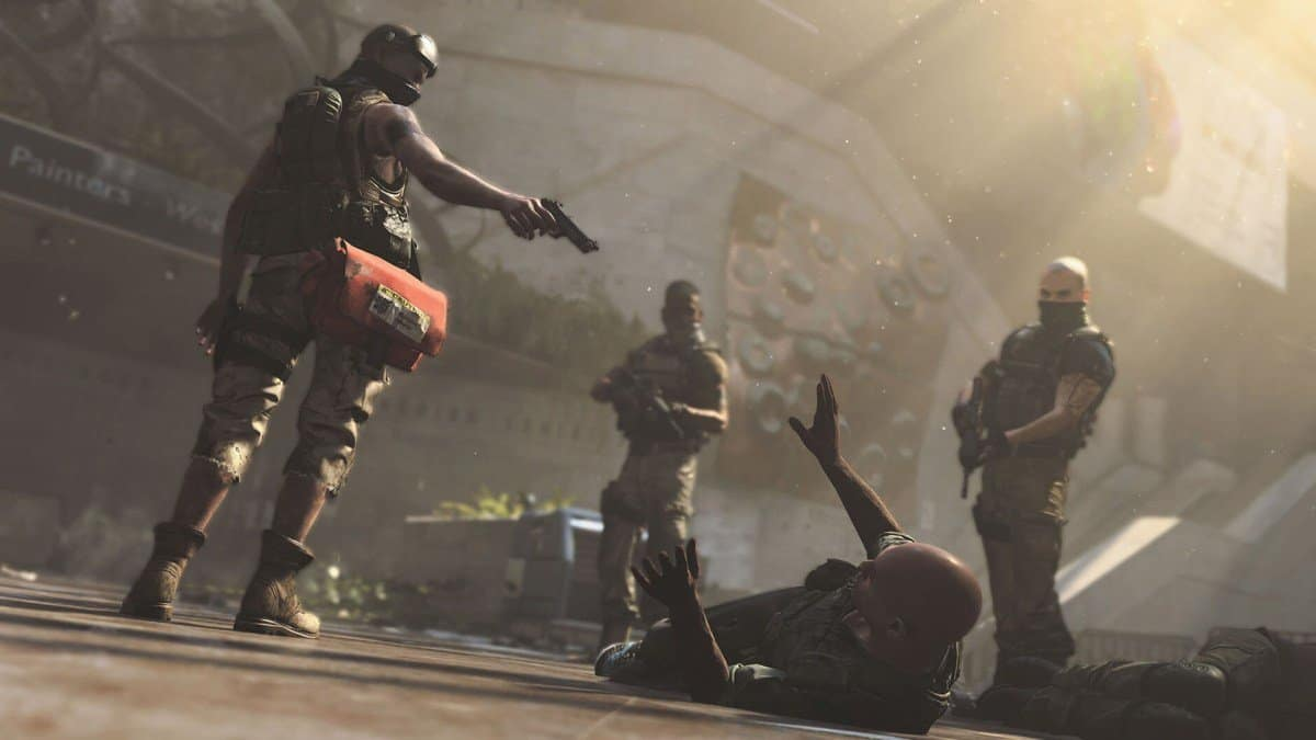 Unlock Dark Zones in The Division 2