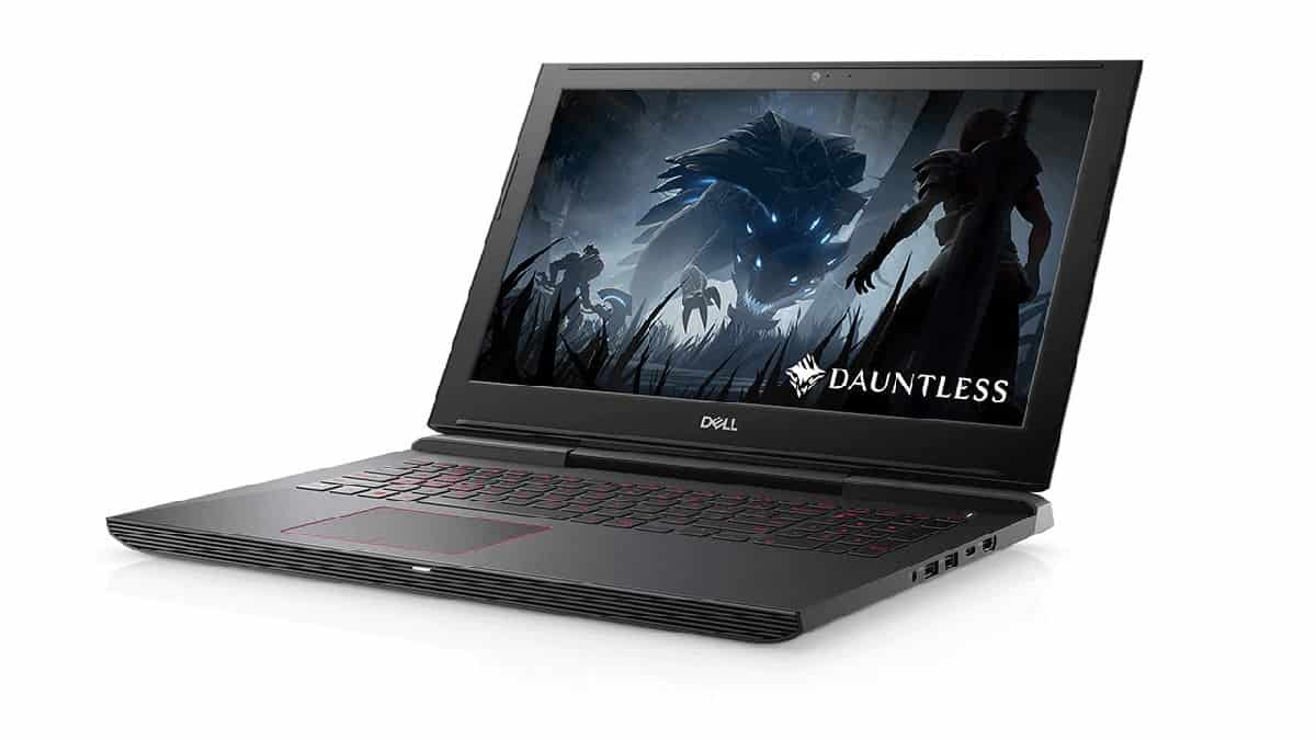 Nvidia RTX 2050 Leaked Within Dell G5 15 Gaming Laptop Specs Sheet