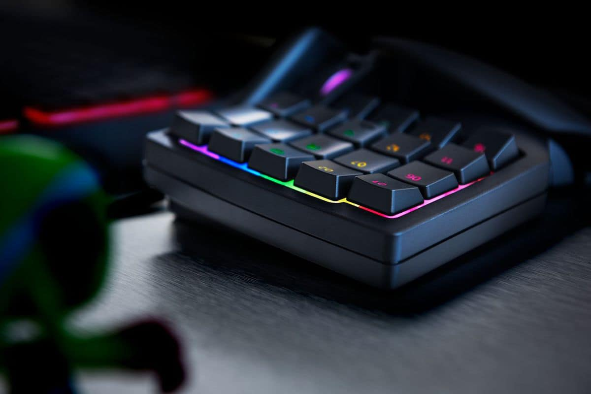 Best Gaming Keypads For One Handed MMO Play and More