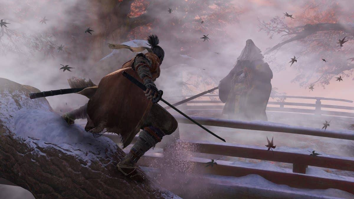 Sekiro Shadows Die Twice Ashina Depths Walkthrough Guide – Mibu Village, Corrupted Monk Boss
