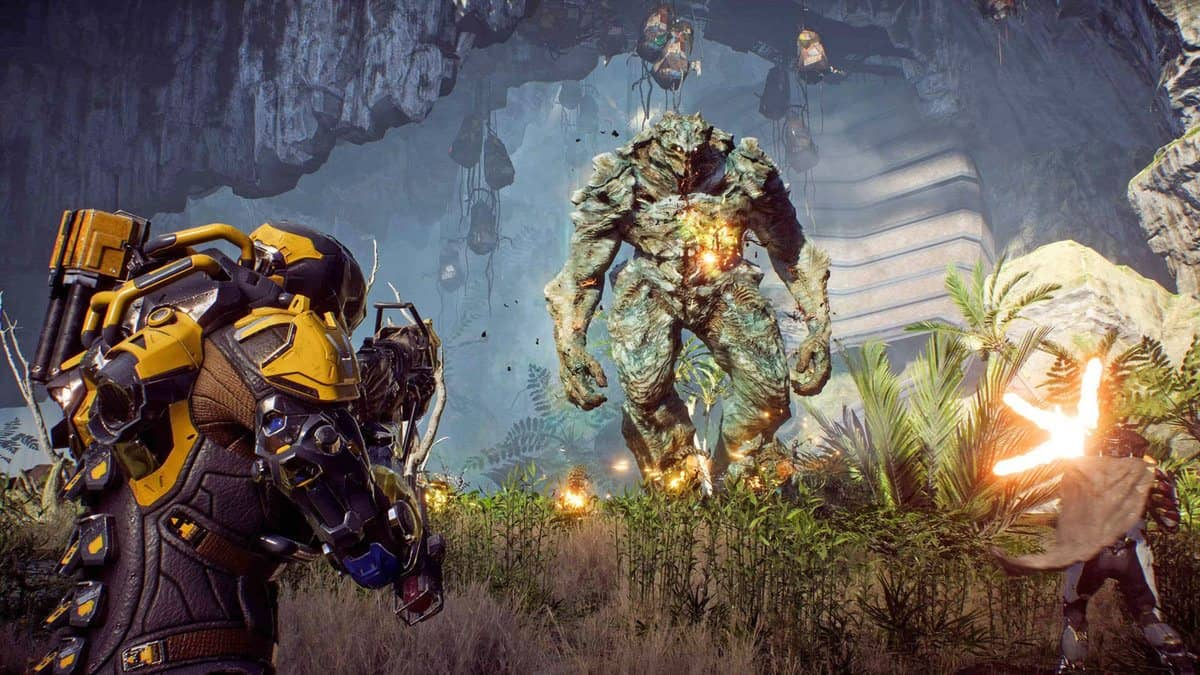 Anthem Elysian Chests Armour