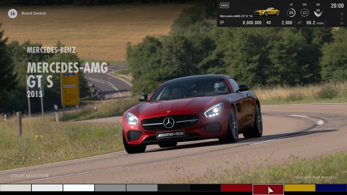 New Gran Turismo Sport Update 1.35 Focuses on Eliminating Bugs