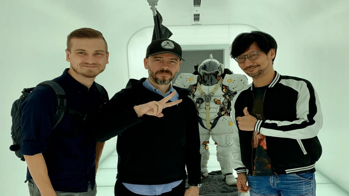 Death Stranding The Division 2 Director