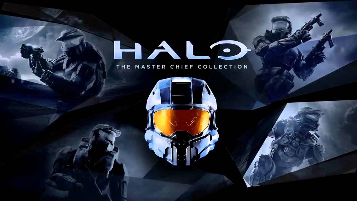 Halo Master Chief Collection Menu Graphics