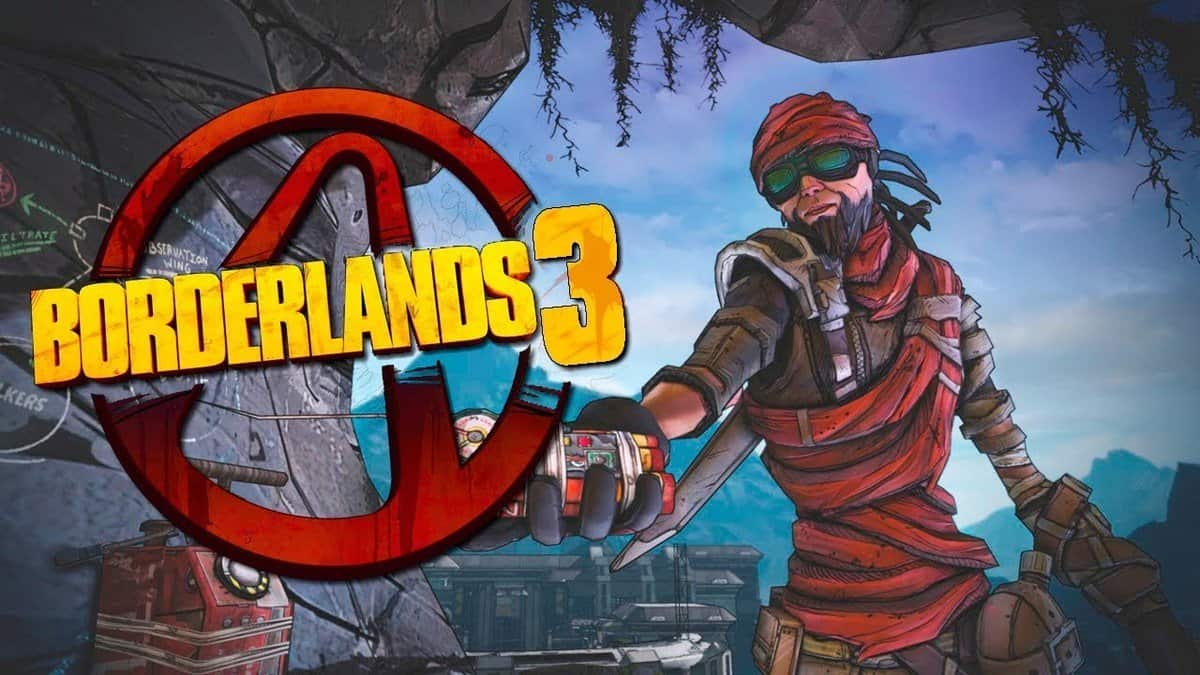 Borderlands 3 FPS