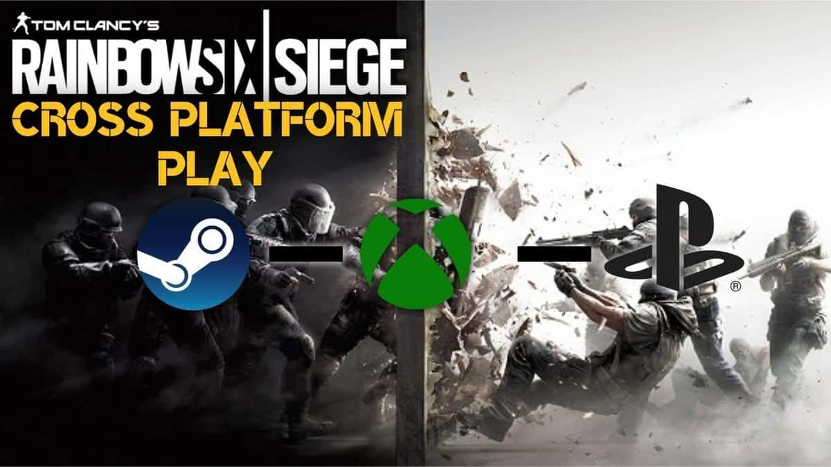 Rainbow Six Siege Cross-Play Support