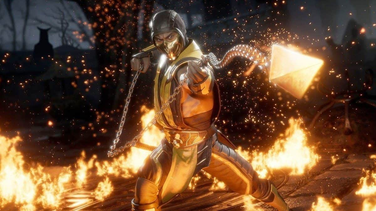 Mortal Kombat 11 Story closed beta