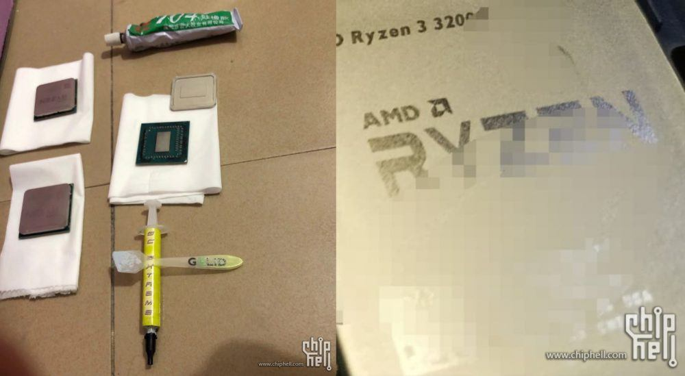 AMD Ryzen 3200G and 3400G
