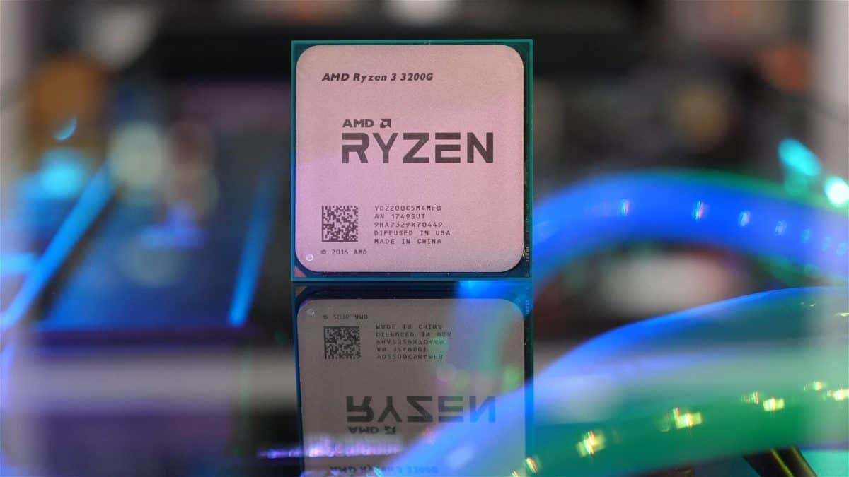 AMD Ryzen 3200G and Ryzen 3400G