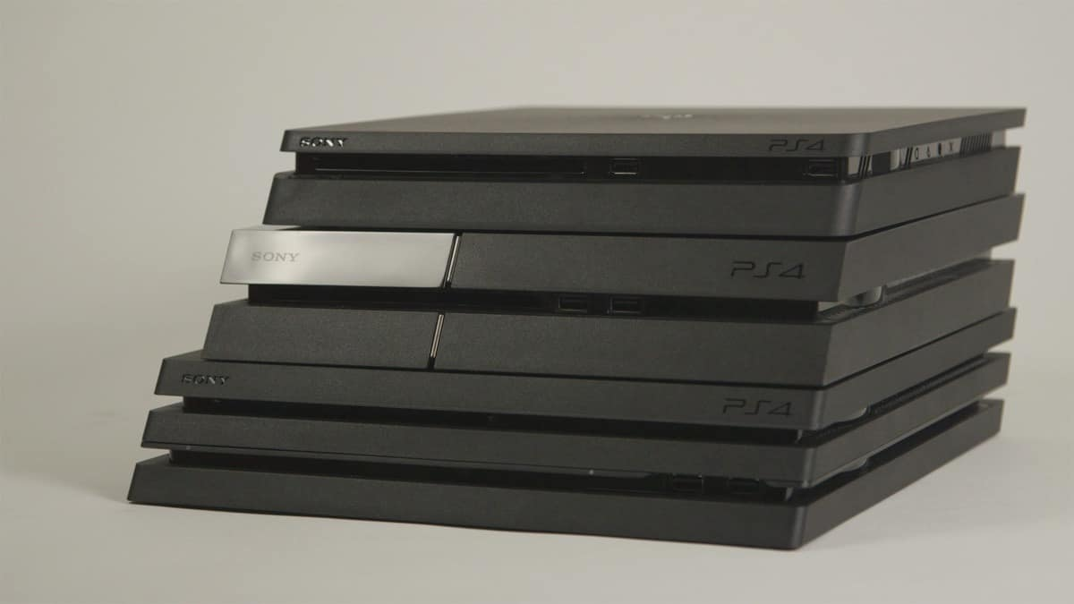 PlayStation 4 Super Slim