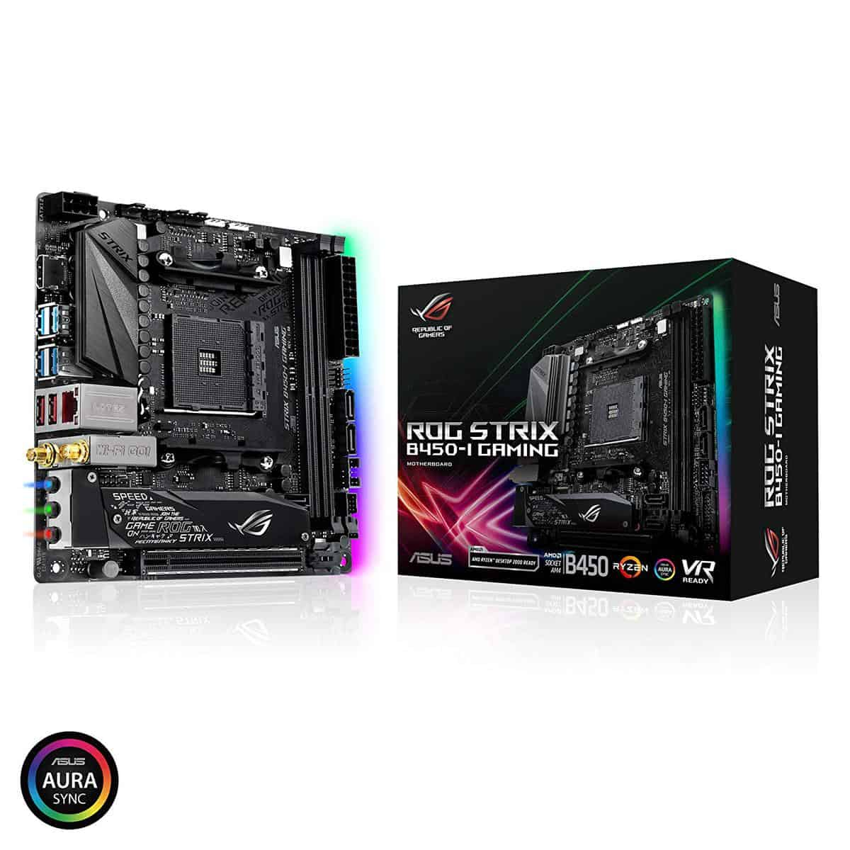 Best Small Form Factor B450 Motherboard