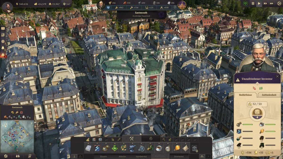 Anno 1800 Buildings Guide