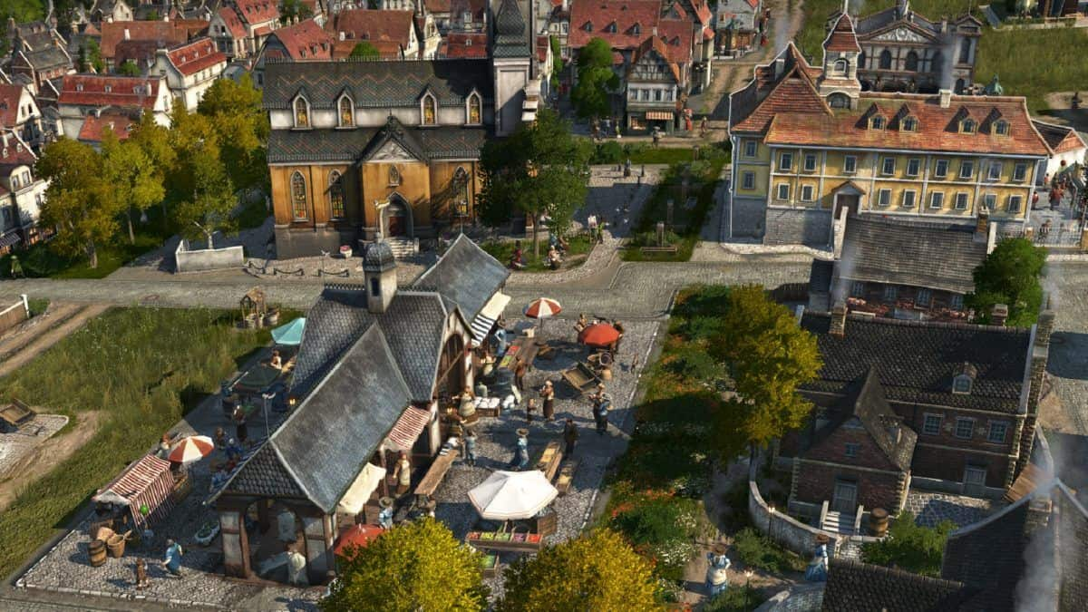 Anno 1800 Happiness Guide – Keep Citizens Happy, Increase City Attractiveness, Festivals