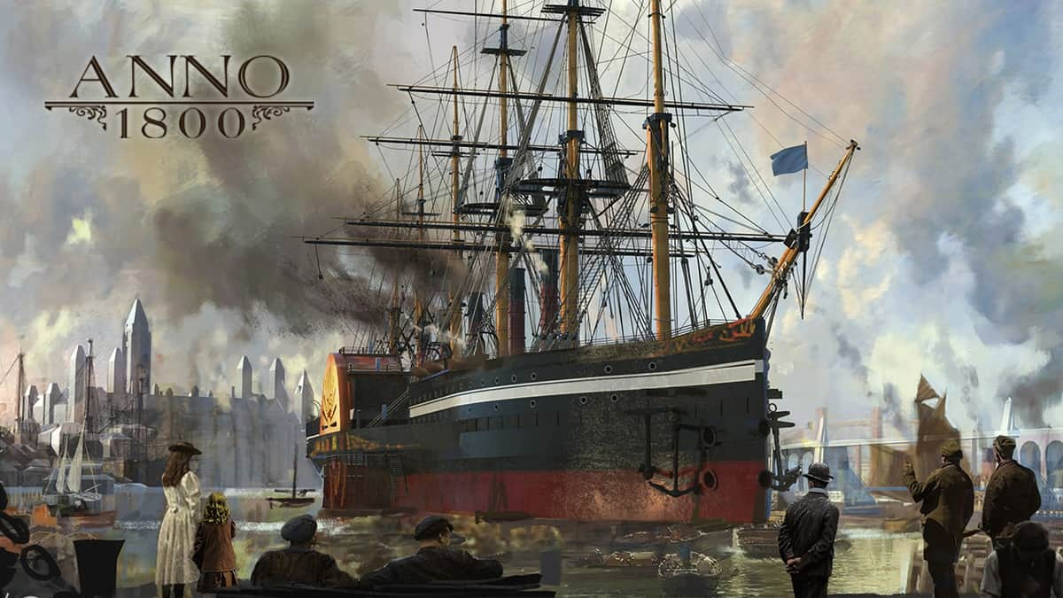 Anno 1800 Money Farming Guide