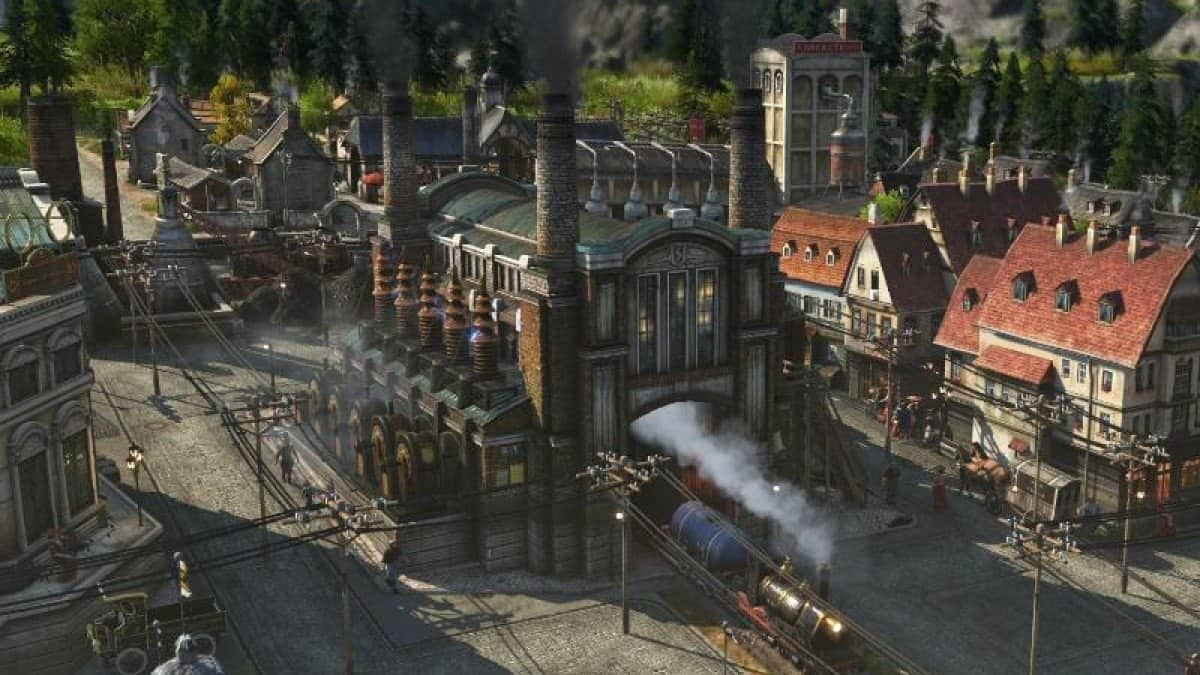 Anno 1800 Review – Victorian Era at Its Finest