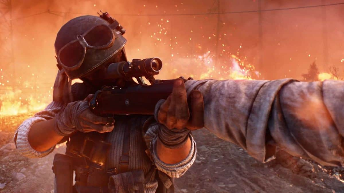 "DICE Removes ""Unpopular"" Frontlines And Domination From Battlefield V"