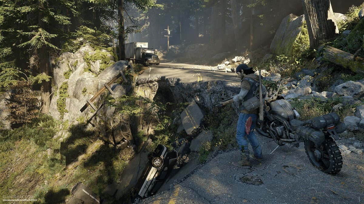 Days Gone Anarchist Cairn Locations 'Go Kick Rocks' Guide