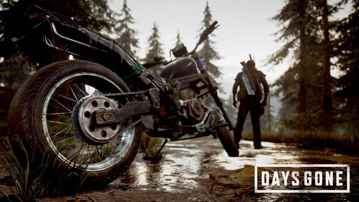 Days Gone Drifter Bike Guide