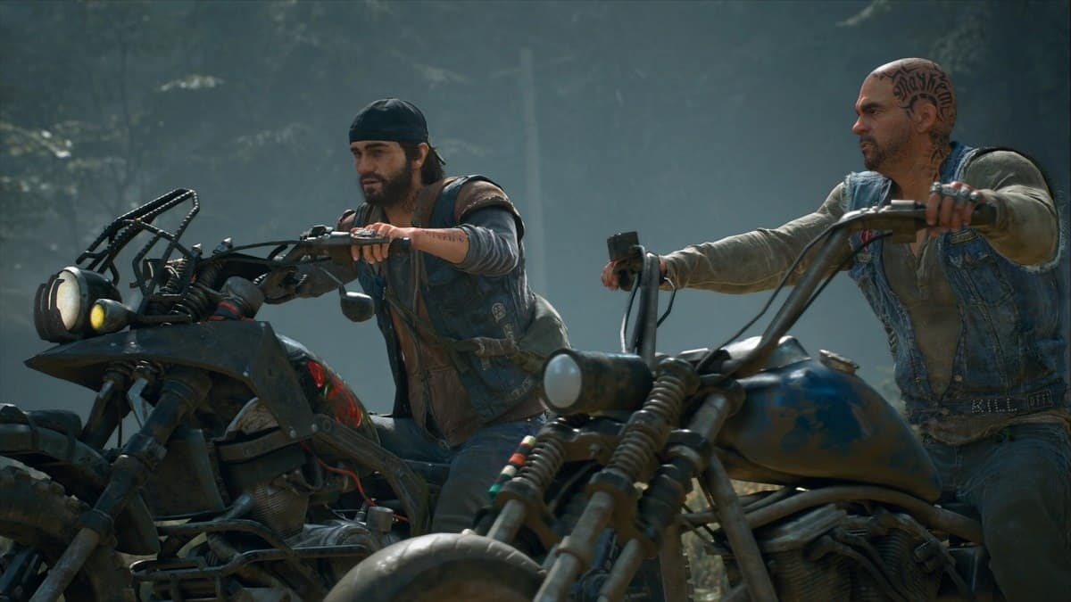 Days Gone Physical Sales Surpass Resident Evil 2 Remake And The Division 2