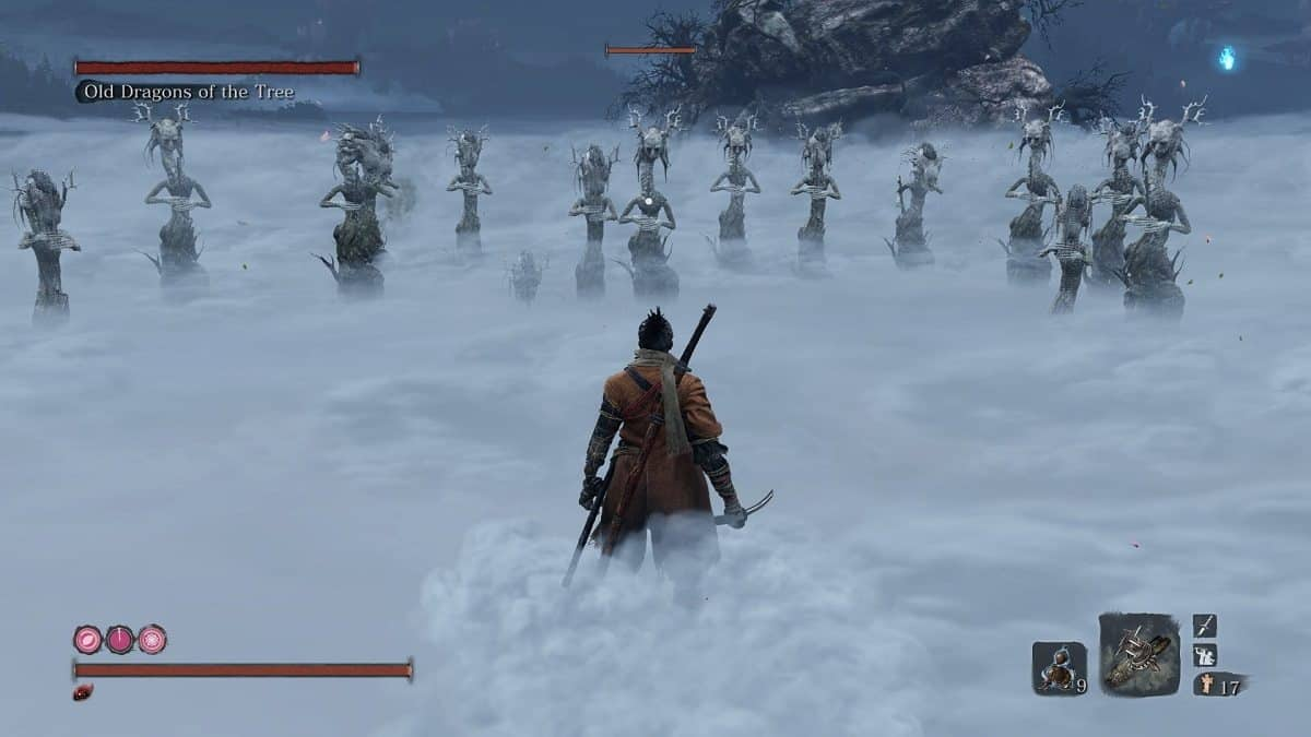 Sekiro Shadows Die Twice Divine Dragon Boss Guide – How to Beat, Rewards, Attacks and Strategies