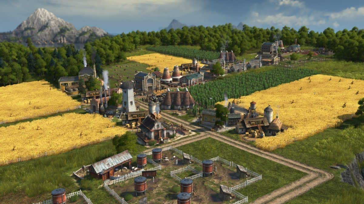 How to Place Fields in Anno 1800
