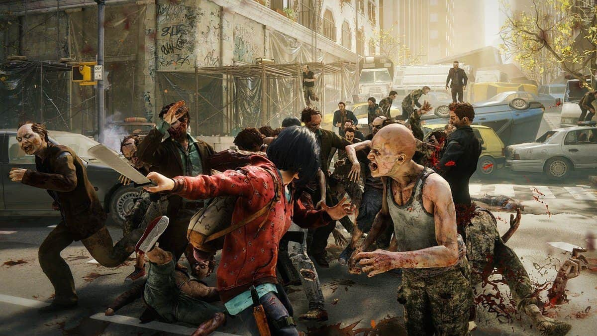 How to Redeem World War Z DLC Items