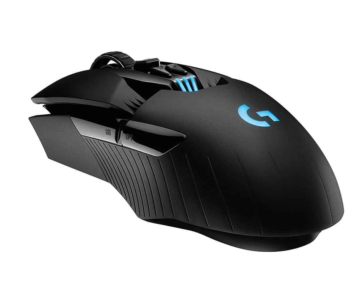 Best Wireless Left-Handed Gaming Mouse