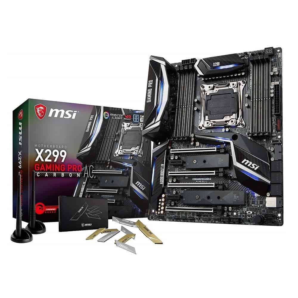 Best High-End X299 Motherboard